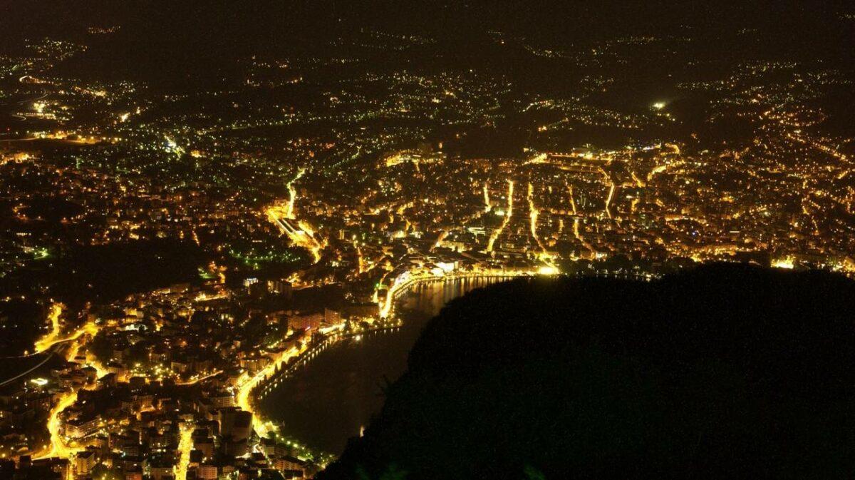 RSI-RETE UNO: Riflettori puntati e luci accese – ma non troppo! – sull'inquinamento luminoso